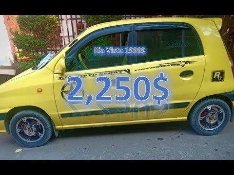ឡានលក់ Kia Visto 1999 តម្លៃ 2,250$ TEL 093 218 399