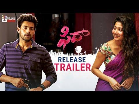 Fidaa Movie RELEASE TRAILER | Varun Tej |...
