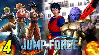 IL LIBRO OSCURO di KANE: GIOSEPH vs PRIMO BOSS! Jump Force Gam…