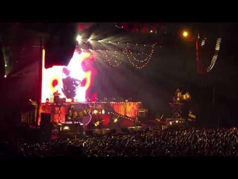 Slipknot live in Vilnius, Lithuania 23.01.2016