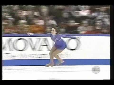 Sarah Hughes (USA) - 2001 Skate Canada, Ladies