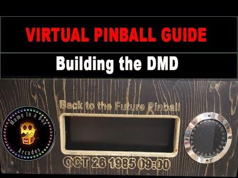 Virtual Pinball Guide (Building The DMD)