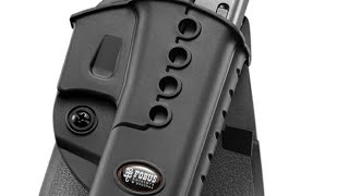 Fobus paddle holster review