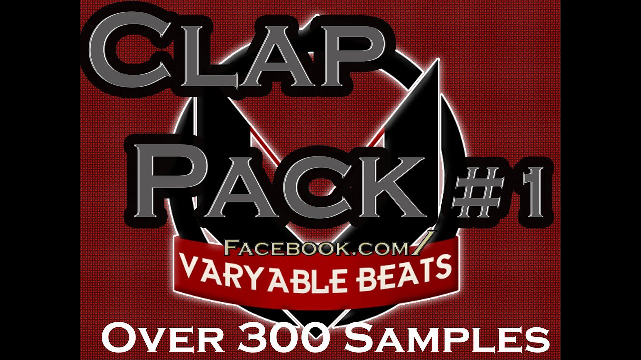 Hip Hop/Rap CLAP Samples DrumKit #1 FREE DL! (HQ) LIMITED TIME ...