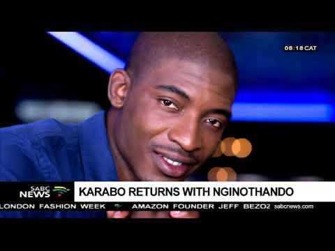 Karabo Mogane bounces back with new track 'Nginothando'