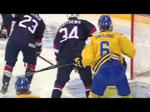 швеция россия хоккей обзор матча видео