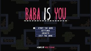 [Baba is You] 06 off limits