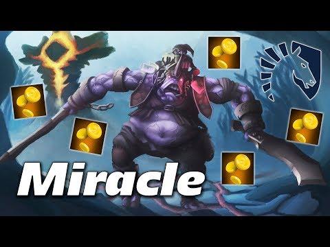 Miracle Alchemist - 1000 GPM BOSS - Dota 2 Pro Gameplay
