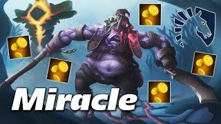 Miracle Alchemist - 1000 GPM BOSS - Dota 2 Pro Gameplay