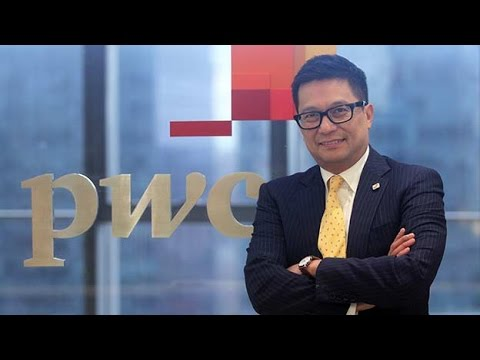 PwC China chief shares business strategy