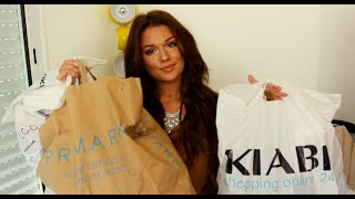 Haul mode : New Look, Primark, H&M, Aliexpress..