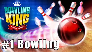 Bowling King - Ultimate multiplayer Bowling Gameplay Review