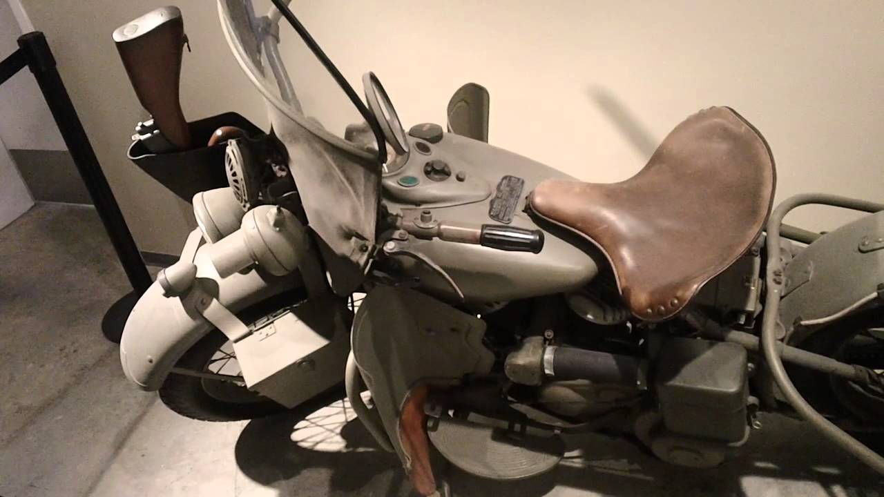 HarleyDavidson WLA  Motorcycle National World War II Museum - World war ii museums in usa