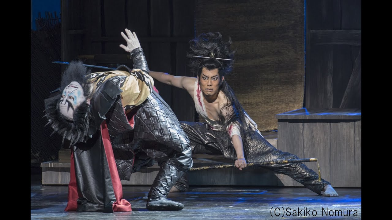 2015年7月上演の「歌舞伎NEXT 阿...