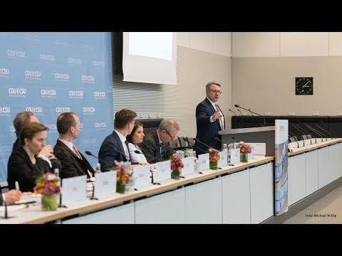Mitschnitt: Im Sinne der Generationengerechtigkeit: Nachhaltigkeit ins Grundgesetz?