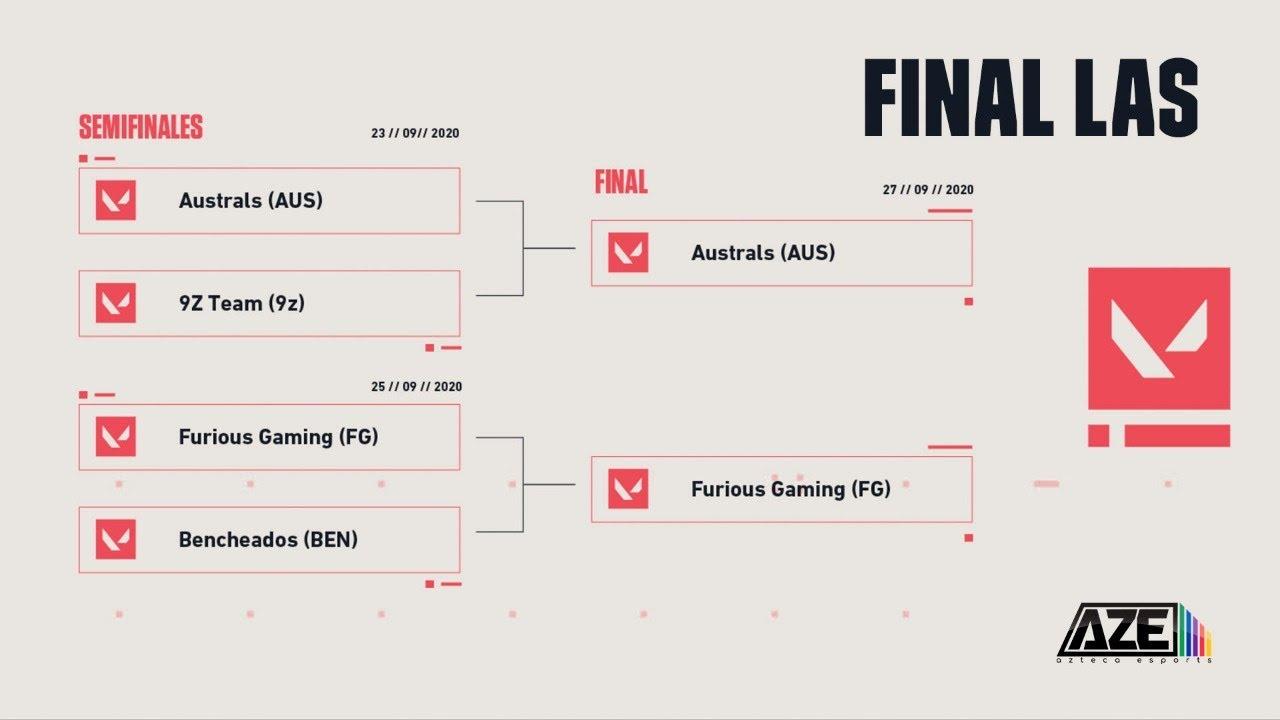 Torneo: #Valorant VERSUS - FINAL LAS 🔥
