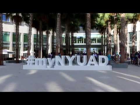 NYU Abu Dhabi Candidate Weekend 4 [VEDA 8]