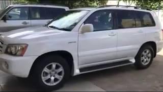 Highlander Limited 2002 លក់ក្នុងតំលៃ 10,950$