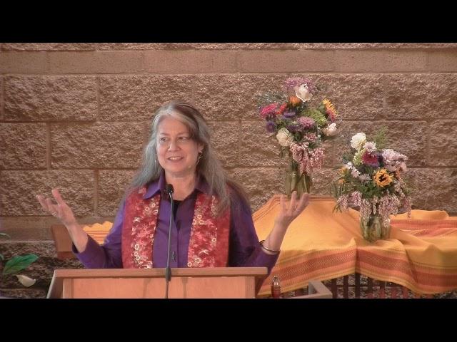 MDUUC Sunday Service 3/21/2021 - Offering - Rev Leslie Takahashi