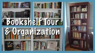 Bookshelf Organization & Tour