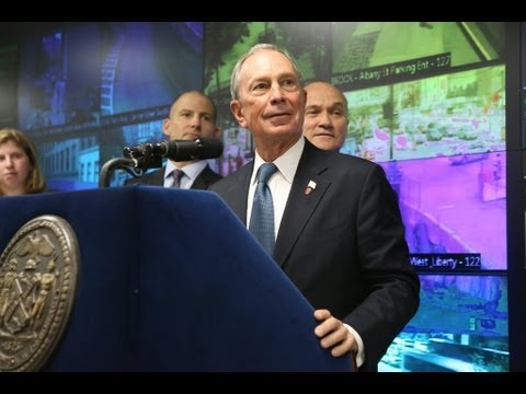 Mayor Bloomberg Unveils New State-of-the-Art Law Enforcement Technology