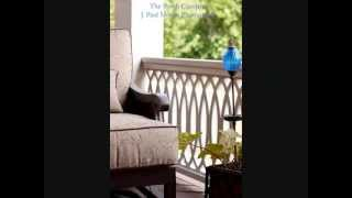 Wood Deck Railing Ideas | New For 2015