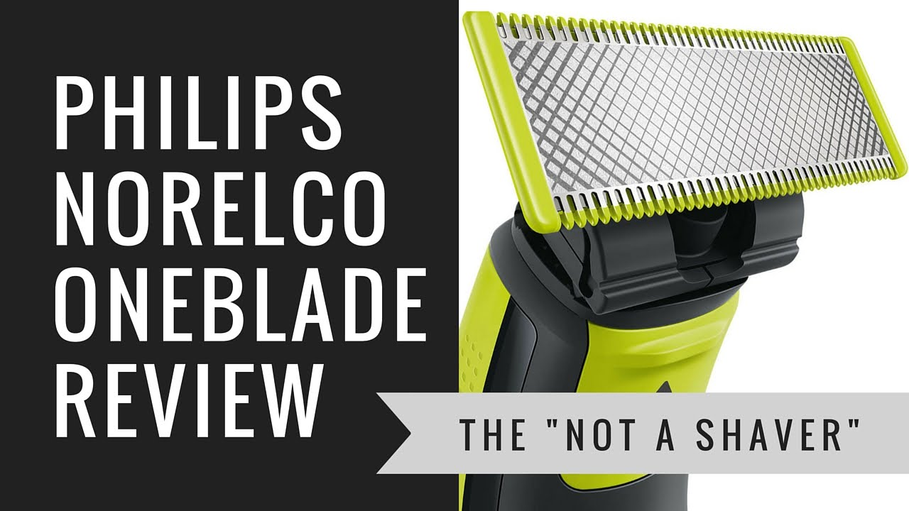 philips norelco oneblade review youtube. Black Bedroom Furniture Sets. Home Design Ideas
