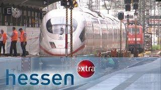 hessen extra - Drama am Frankfurter Hauptbahnhof