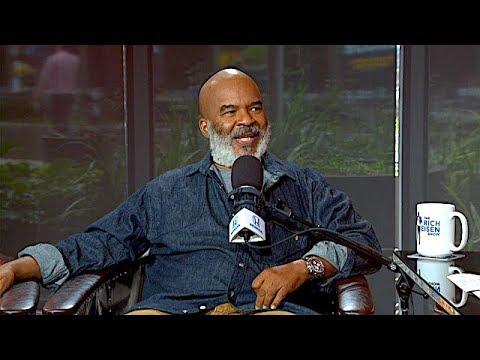 David Alan Grier Talks