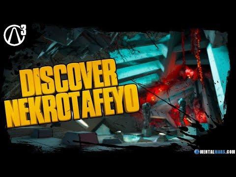 Discover the ruins of Nekrotafeyo