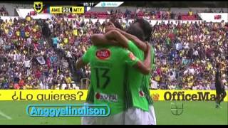 America vs Monterrey 2-3[HD] Clausura 2012