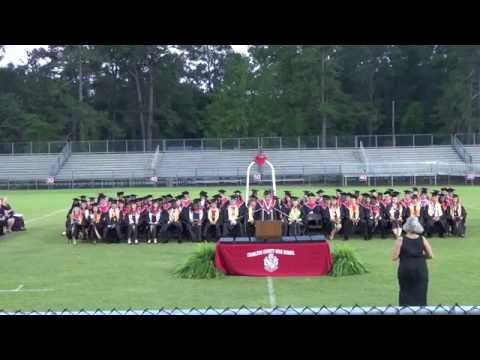 Charlton County High Schools Class of 2014