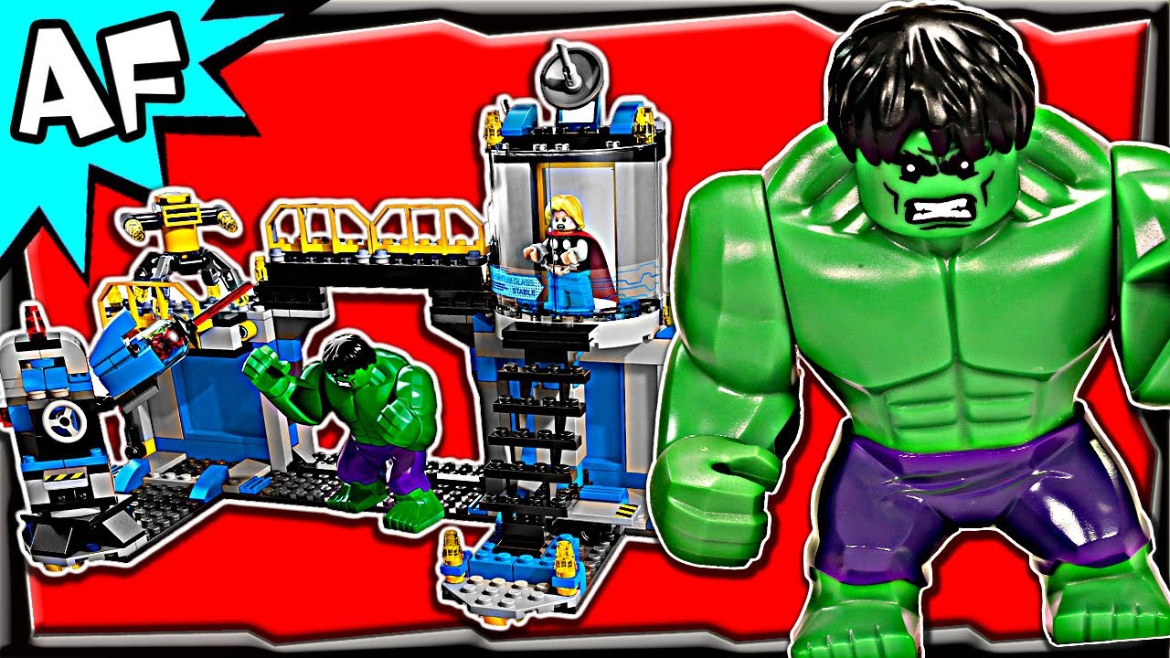 Hulk Lab Smash 76018 Lego Marvel Avengers Super Heroes