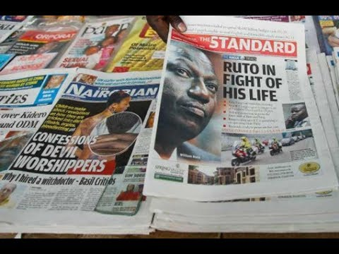 Lies From Media Houses You Trust in Kenya Part2