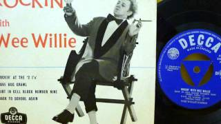 GOT A MATCH  - WEE WILLIE HARRIS  (UK DECCA).wmv