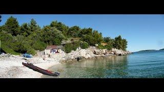 KAYAK TOUR: CROATIA - Korcula Island, Dalmatia