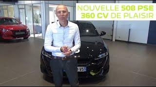 Richard vous présente la nouvelle 508 PSE | Peugeot Berbiguier Cavaillon
