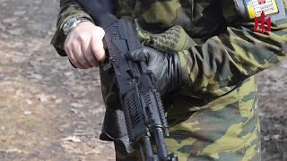 """Вишкіл бійців ДУК """"Правий Сектор"""" м. Київ"""