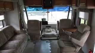 1999 Itasca Sunrise 35 C By Winnebago , Class A With Slide, Low Miles, $19,900