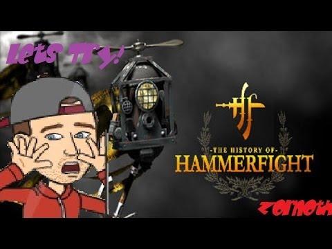 Hammerfight - Stop Licking Me! |
