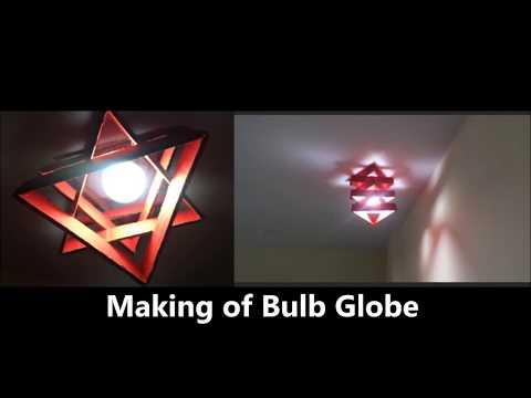 how to Make decorative Globe DIY Crafts