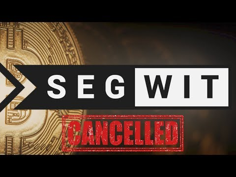 Bitcoin Segwit2x Hard Fork Cancelled! What To Do Now?