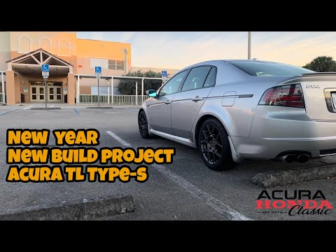 Acura Honda Classic TL Type-S Build Project - The Intro (Episode 1)