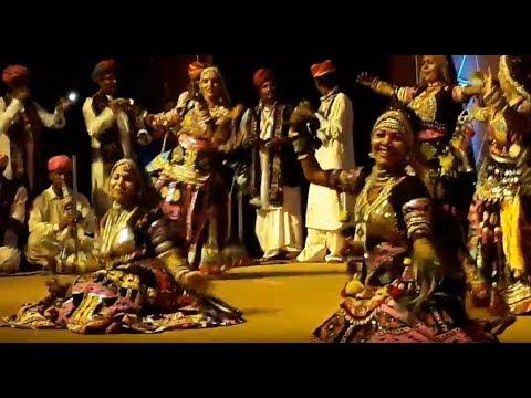 Stunning  Indian Tribal Dance Performace at Aadirang Mahotsav (Part-2)