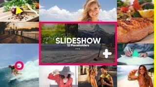 Videohive Slideshow Color | AE Templates