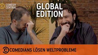 Comedians Lösen Weltprobleme – Rechtsdruck