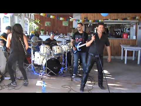 See See Rider - Burning Love (Cover) - Little Elvis And The Rocking Headbangers