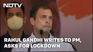 """""""Only The Beginning, I Fear"""": Rahul Gandhi's Covid Warning To PM Modi"""