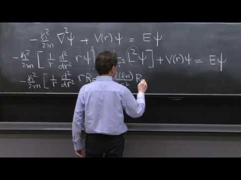 L21 S2 Orthonormality of spherical harmonics