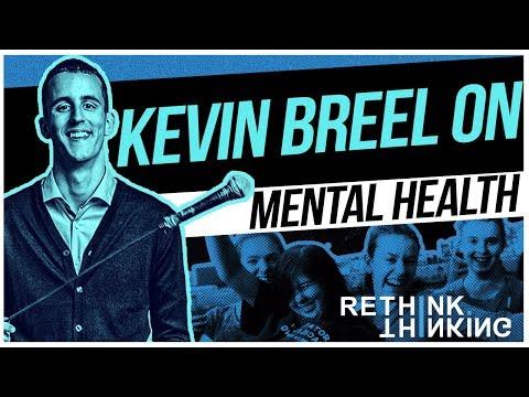 EPISODE #004, KEVIN BREEL ON MENTAL HEALTH